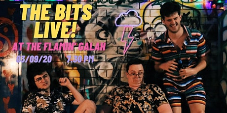 The Bits Live! At The Flamin' Galah tickets