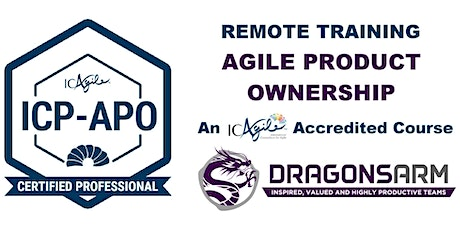 DragonsArm Remote ICAgile Product Ownership Course (The Agile BA) tickets