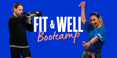 Fit & Well Bootcamp tickets