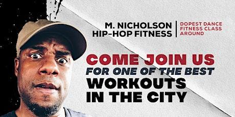M. Nicholson Hip Hop Fitnesss tickets