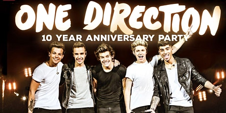 One Direction - 10 Year Anniversary Party tickets