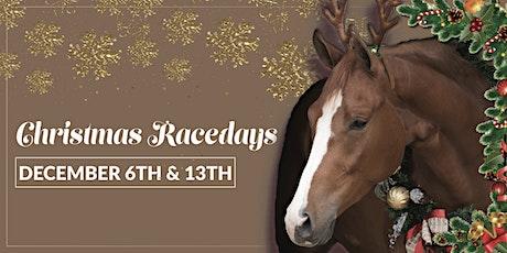 2020 Christmas Racedays tickets