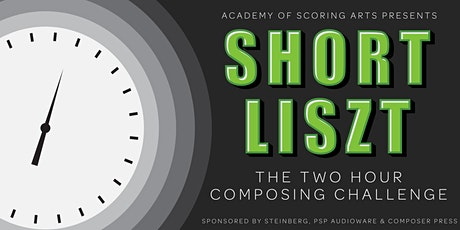 Short Liszt: The Two Hour Composing Challenge tickets
