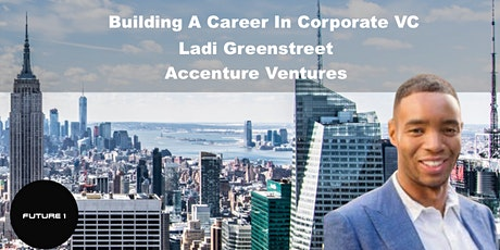 Building A Career in Corporate VC with Accenture Ventures tickets