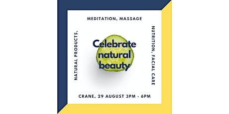 Natural Beauty Weekend: Express DIY Guasha Facial & Essential Oils Class tickets