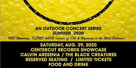 CENTERCUT RECORDS SHOWCASE: CALVIN ARSENIA / THE BLACK CREATURES tickets