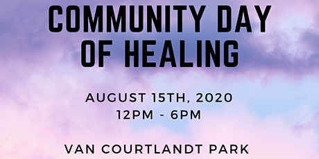 Community Day of Healing tickets