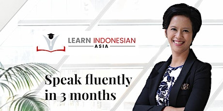 Business Indonesian for Beginners | Wednesday 7-9PM