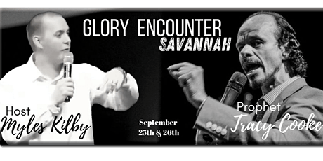 Glory Encounter Savannah with Tracy Cooke tickets