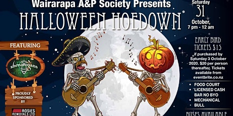 Halloween Hoedown tickets