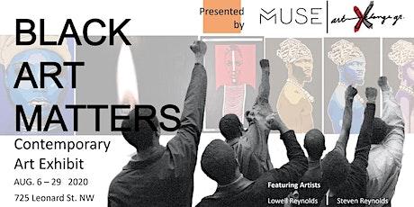 Black Arts Matter Art Show tickets