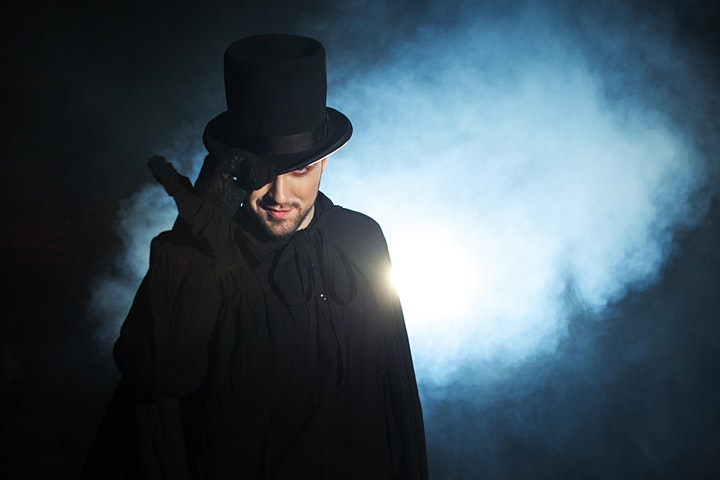 Witches and warlock Halloween Show at Las Vegas Magic Theater image