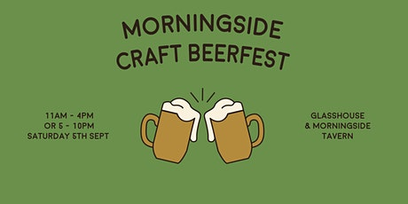 MORNINGSIDE CRAFT BEERFEST tickets