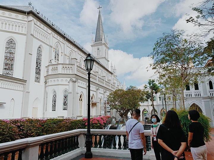 Colonial Charms of the City image