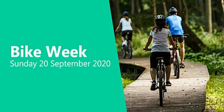 Bike Week 2020 - Free City Bike Ride tickets
