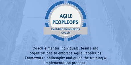 APF Certified PeopleOps Coach™ (APF CPC™) | Aug 26-28 tickets