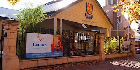Cedars Montessori Open Day tickets