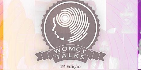 WOMCY Live Talks - Disrupção e Inclusão ingressos