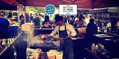 British Street Food Awards supported by Hellmann's - The Southern Heat tickets