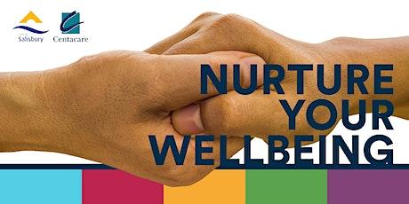 Nurture Your Wellbeing: PACE online mental health workshops tickets