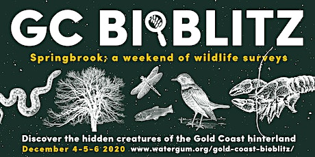 Springbrook BioBlitz 2020 tickets