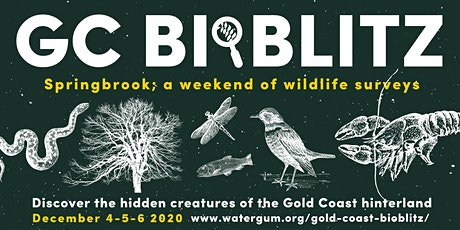 Springbrook BioBlitz 2020 tickets