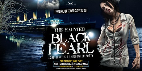 Pier Pressure Long Beach Halloween Cruise - Black Pearl tickets