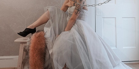 FORBIDDENDOG Couture & Chains Themed Life Drawing Event tickets