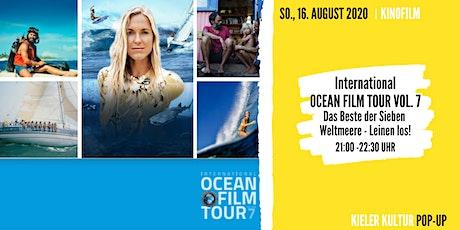 International Ocean Film Tour // Open Air Kino Tickets