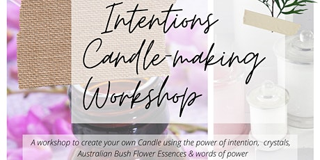 Candle Making tickets