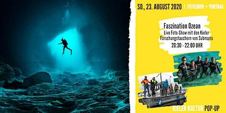 Faszination Ozean (Live Foto Show) // Open Air Kino Tickets