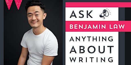 Ask Benjamin Law Anything About Writing tickets