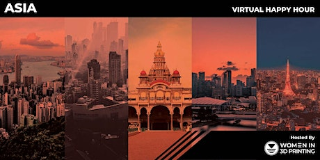 Asia Virtual Happy Hour August tickets