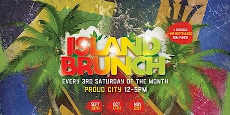 Island Brunch tickets