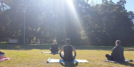 Mindful Fitness Session and Mini Workshop in the Park! (social distancing) tickets