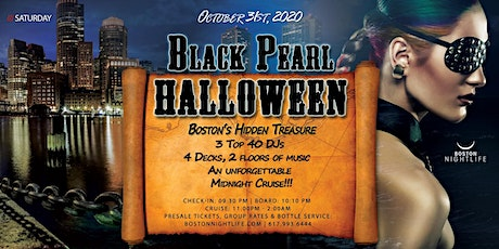 Black Pearl - Pier Pressure Boston Halloween Party tickets
