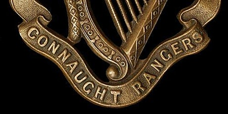 Connaught Rangers lecture - Mutiny for the Cause FREE EVENT tickets