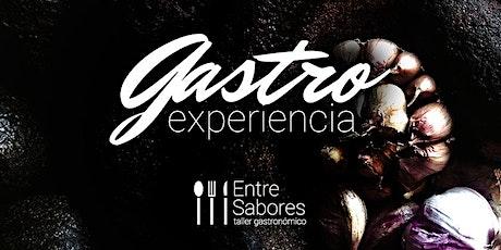 Gastro experiencia Entre Sabores: Chiles en Nogada . tickets