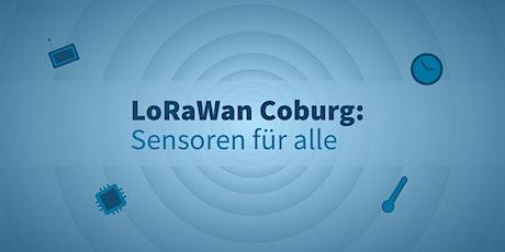 LoraWAN Austauschkreis Tickets