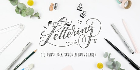 Workshop: Handlettering - Die Basics Tickets