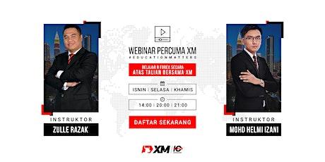 WEBINAR PERCUMA XM tickets