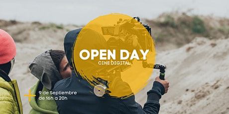 Open Day | Cine Digital entradas