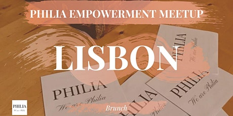 Women's Empowerment Brunch Lisbon: Unplugging Edition bilhetes