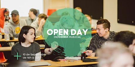 Open Day | Music Business entradas