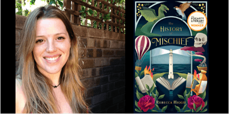 "BOOK LAUNCH ""The History of Mischief"" Rebecca Higgie tickets"