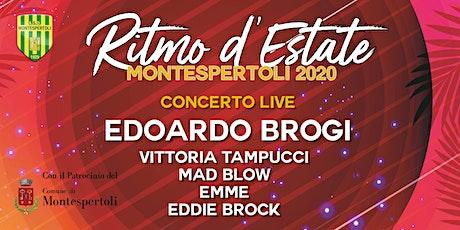 Ritmo d`  Estate Montespertoli 2020 biglietti