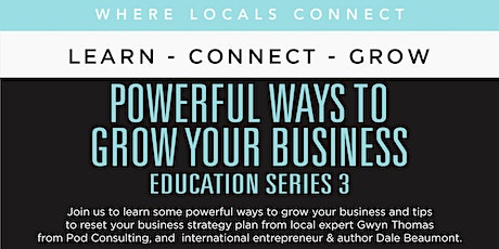 Howick Click - Powerful ways to grow your business tickets