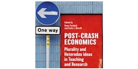 Interdisciplinary Conference: Post-Crash Economics in a Post-COVID World tickets