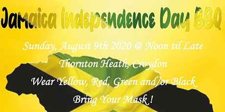 Jamaica Independence Day BBQ tickets