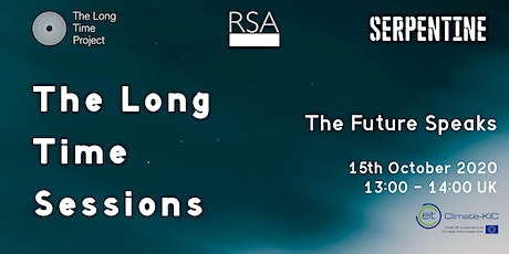 The Long Time Sessions - The Future Speaks: Youth Voices tickets